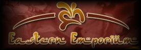 Website of Eastern Emporium; where India meets Arabia